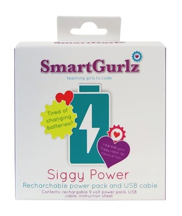Smartgurlz Siggy Power