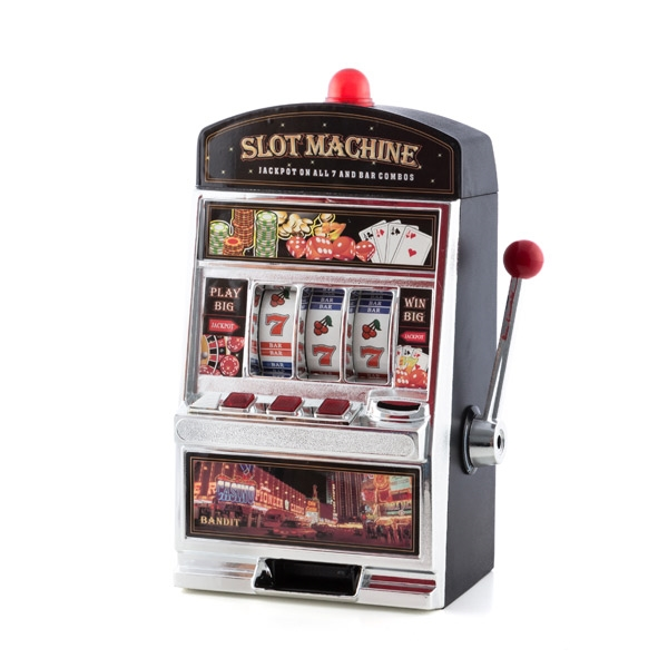 Th3 Party Slot Machine Sparegris